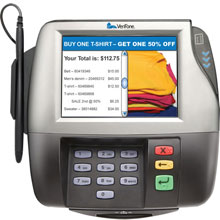 Photo of VeriFone MX 880
