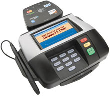 VeriFone M090-407-01-R Payment Terminal