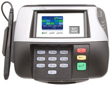 Photo of VeriFone MX860