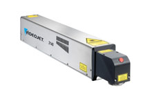 Videojet 3140 CO2 Laser Marking Machine Printer