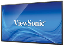 ViewSonic CDP5560-TL Digital Signage Display