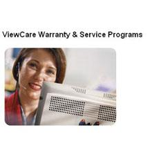 ViewSonic PRJ-EE-08-03 Service Contract