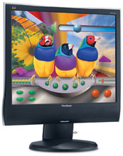 ViewSonic VG732m POS Monitor