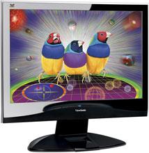 ViewSonic VX1932wm-LED POS Monitor