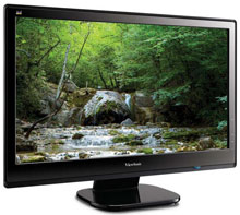ViewSonic VX2253mh-LED POS Monitor