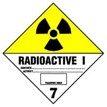 Photo of Warning Radioactive