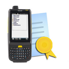 Wasp 633808342203 Mobile Handheld Computer