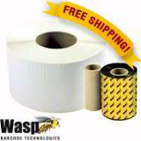 Wasp 633808402884-CASE Barcode Label