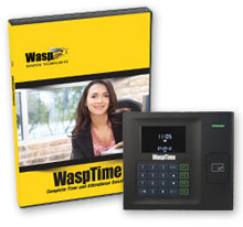 Wasp 633808551391 Time Tracking Software