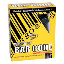 Wasp Nest Business Edition Barcode Software