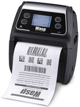 Wasp 633809003424 Portable Barcode Printer