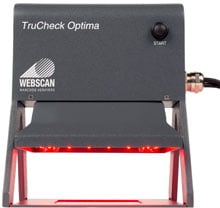 Webscan TC-835 Barcode Verifier