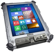Xplore 200116 Tablet Computer