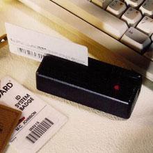 Zebex ZB-600 Barcode Badge ID Reader