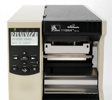 Zebra 113-851-00100 Barcode Label Printer