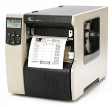 Zebra 170-801-00204 Barcode Label Printer