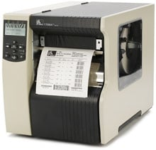 Zebra 170-801-00211 Barcode Label Printer