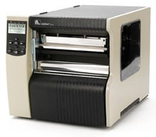Zebra 220-801-00100 Barcode Label Printer