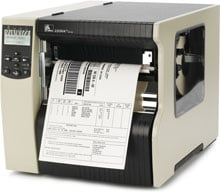 Zebra 220-801-00000 Barcode Printer