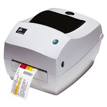 Zebra 384Z-20302-0001 Barcode Label Printer