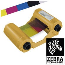 Zebra 800033-840 ID Card Printer Ribbon