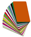 Zebra Premier PVC Cards