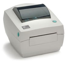 Zebra GC420-200411-000 Barcode Label Printer