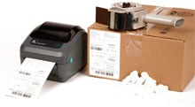 Zebra GK42-200210-000 Barcode Printer