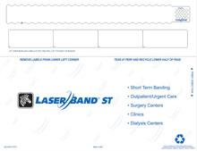 Zebra Laserband ST