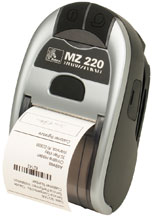 Zebra M2I-0UN00010-00 Portable Barcode Printer