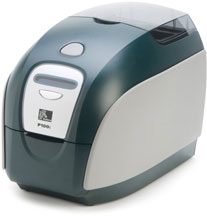 Zebra P100-0M1UC-ID0 ID Card Printer