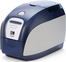 Zebra P120I-0M10A-IDS ID Card Printer