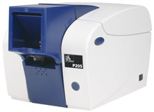 Photo of Zebra P205 m ID Printer Ribbon