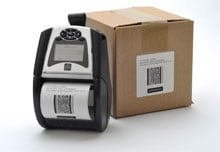 Zebra QN3-AUBA0E00-00 Portable Barcode Printer