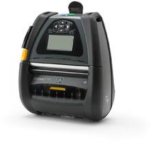 Zebra QN4-AUCB0M00-00 Portable Barcode Printer