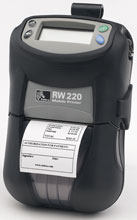 Zebra R2A-0UFA010N-00 Portable Barcode Printer