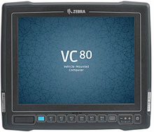 Zebra VC8010SSBB21CCBAXX
