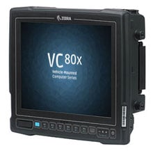 Zebra VC80X-10SSRAABBA-U Fixed/Vehicle Mount Data Terminal