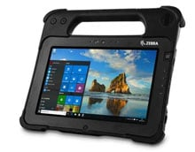 Zebra L10 Android Rugged Tablets