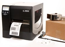 Zebra ZM600-201A-0700T Barcode Label Printer