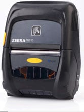 Zebra ZQ51-AUE0000-00 Portable Barcode Printer