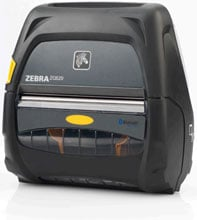 Zebra ZQ52-AUE0000-00 Portable Barcode Printer
