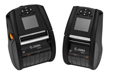 Photo of Zebra ZQ600 Mobile Printer