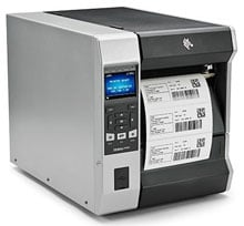 Zebra ZT62063-T01A100Z Barcode Printer
