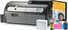 Photo of Zebra ZXP Series 7 ID Card Printer System