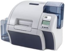 Photo of Zebra ZXP Series 8 ID Card Printer System