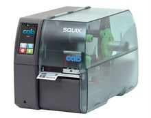 cab SQUIX Barcode Label Printer