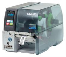 cab SQUIX 4MT Barcode Label Printer