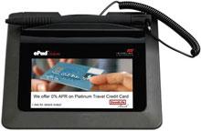ePadLink VP9808 Electronic Signature Pad