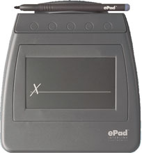 ePadLink VP9701 Signature Capture Pad
